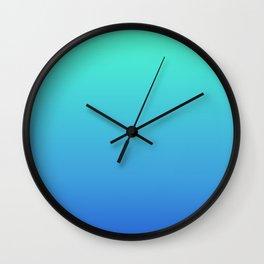 Hatsune Miku Gradient 01 Wall Clock