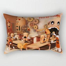 Toy Works Rectangular Pillow