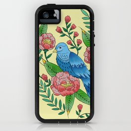 my cousin is the blue bird of happiness iPhone Case