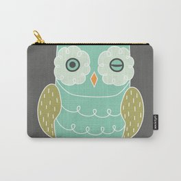 owl wink Carry-All Pouch