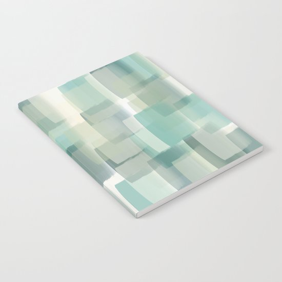 Abstract pattern 130 Notebook