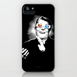 Reaganesque iPhone Case