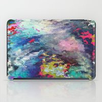 war iPad Cases featuring War by MonsterBrown