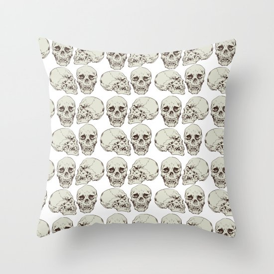 Lycanthrope Throw Pillow