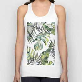 TROPICAL GARDEN 2 Unisex Tank Top