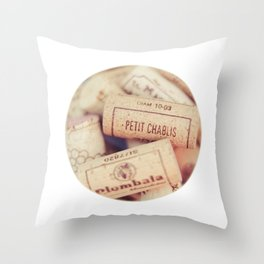 Love wine? Throw Pillow