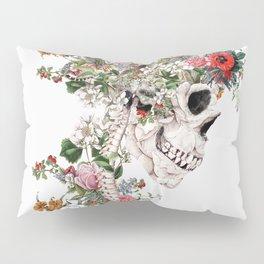 Skull Queen Pillow Sham