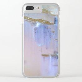 Selenite Clear iPhone Case