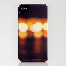Sin gafas iPhone (4, 4s) Slim Case