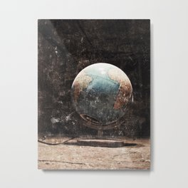 This is my world.... Metal Print