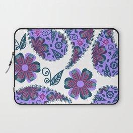Paisley pattern #D1 Laptop Sleeve