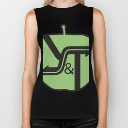 Yesterday and Today Biker Tank