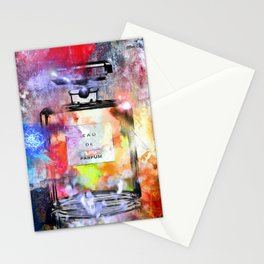 Parfum Painted Stationery Cards