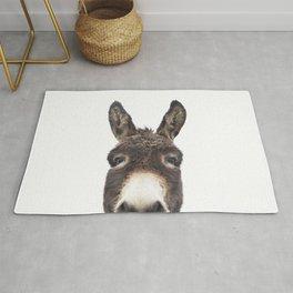 Hey Donkey Rug