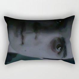 Nogitsune Stiles Rectangular Pillow