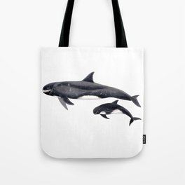 Pygmy killer whale Tote Bag