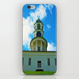 Halifax Town Clock iPhone Skin
