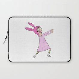 Louise Belcher Laptop Sleeve