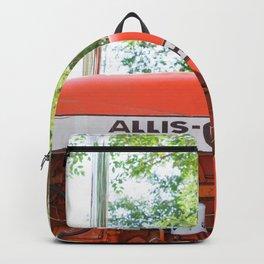 Allis - Chalmers Vintage Tractor Backpack