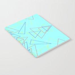 Radial Pattern III Notebook