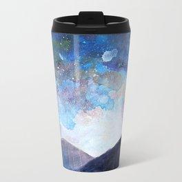 Night Skies Metal Travel Mug