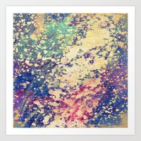 acid Art Prints featuring Acid by Fernando Vieira