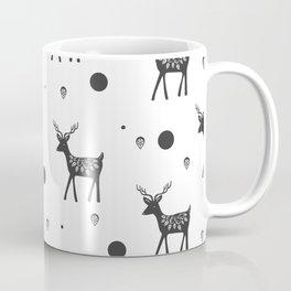 Random Frolicking fawns Coffee Mug