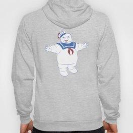 Marshmallow Man Hoody