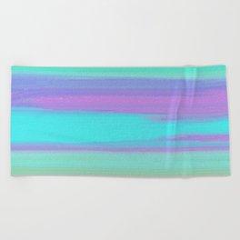 Pastel Art 144 Beach Towel