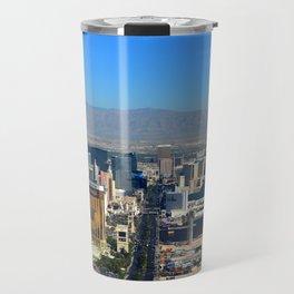 The Strip Las Vegas Travel Mug