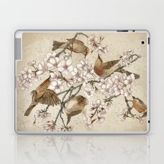 Too many birds Laptop & iPad Skin