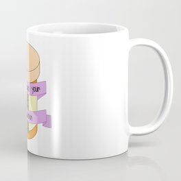 Don't forget to take your medication Coffee Mug