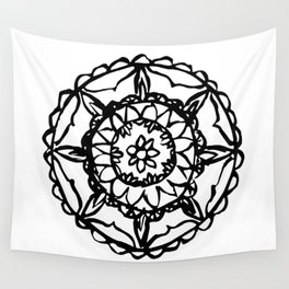 Abstract Bohemian Pattern Wall Tapestry