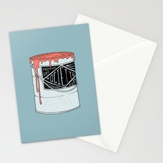 PREMIUM PAINT Stationery Cards