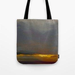Golden Lining. Tote Bag