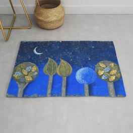 Night Grove Rug