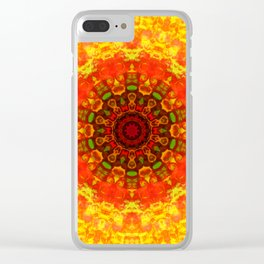 Bright universe Clear iPhone Case