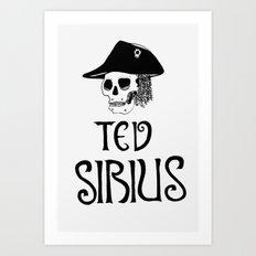 TED Art Print