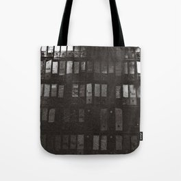 Compartmentalise Tote Bag