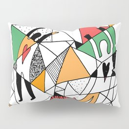 Loving Souls Pillow Sham