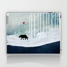 WOLF - A Love Always Carried  Laptop & iPad Skin