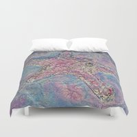 starfish Duvet Covers featuring Starfish by Christine's heART