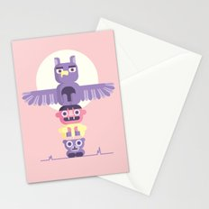T is for Totem Pole Stationery Cards