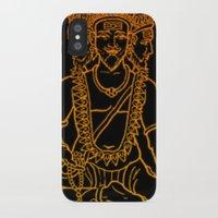hindu iPhone & iPod Cases featuring Hindu by Littlefox