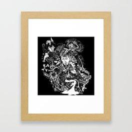 The Great Observer Framed Art Print
