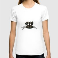 cheshire cat T-shirts featuring Cheshire by yessmissdaisy