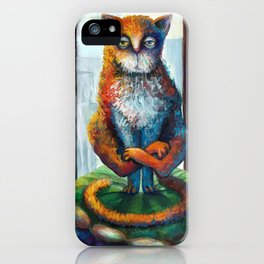 LOST in INDIA iPhone Case