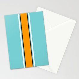 Classic Racing Design Stationery Cards