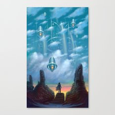 The Vault of Heaven Canvas Print