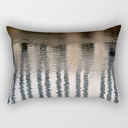Water Reflection 2 Rectangular Pillow